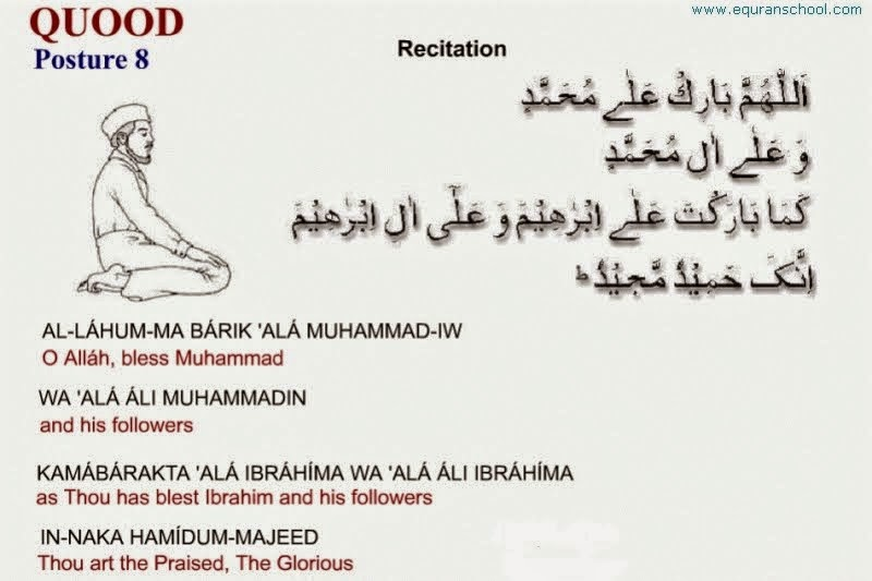 NAMAZ WITH PICTURES (English & Arabic text) – ISLAMIC BOOKS